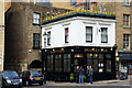 TQ3182 : The Horseshoe, Clerkenwell, London by Peter Trimming