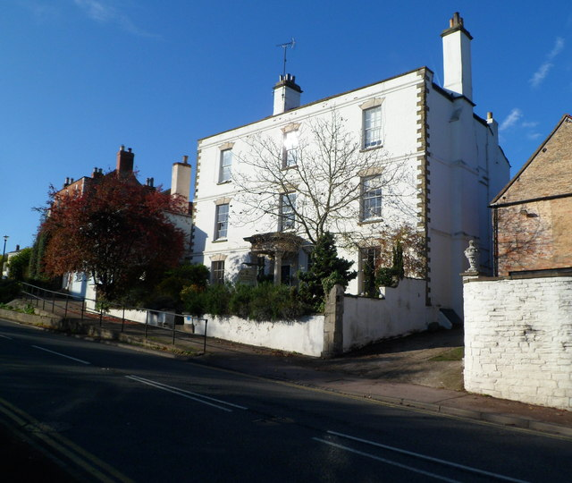 Grade Ii Listed The Old House 169 Jaggery Cc By Sa 2 0