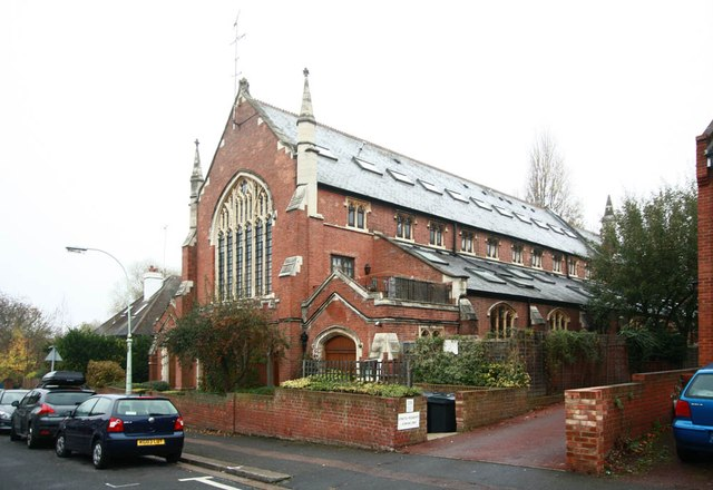 St Luke, Mayfield Road