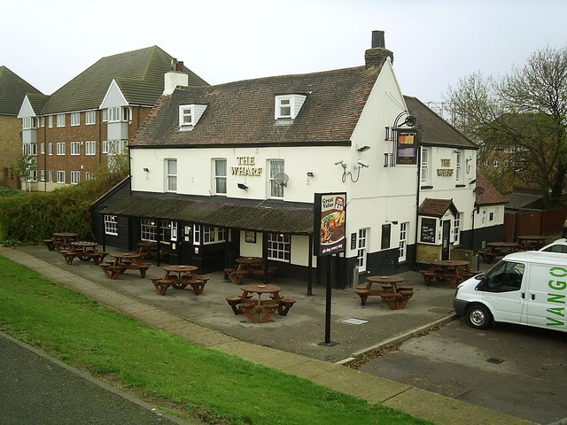 The Wharf Pub, Grays