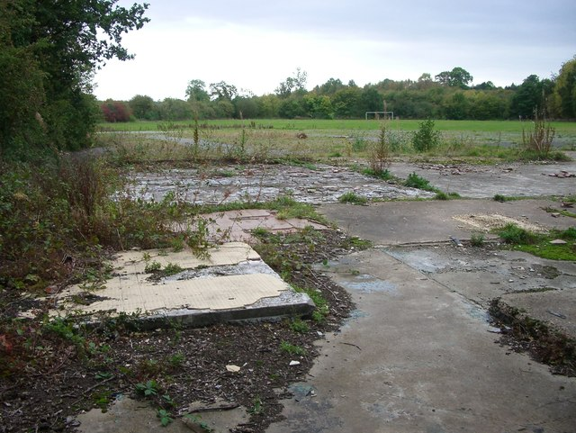 Site of the former Northbrook Sports and Social Club clubhouse