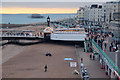 TQ3103 : Brighton Pier, East Sussex by Christine Matthews