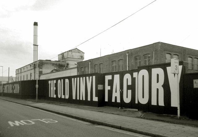 The Old Vinyl Factory 169 Des Blenkinsopp Geograph