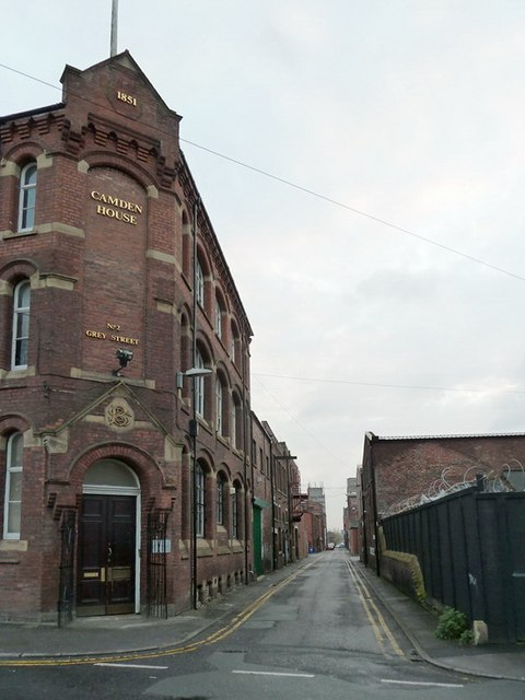 Fleet Street, Ashton-Under-Lyne