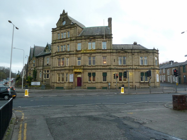 Former Falcon Hotel, Burnley