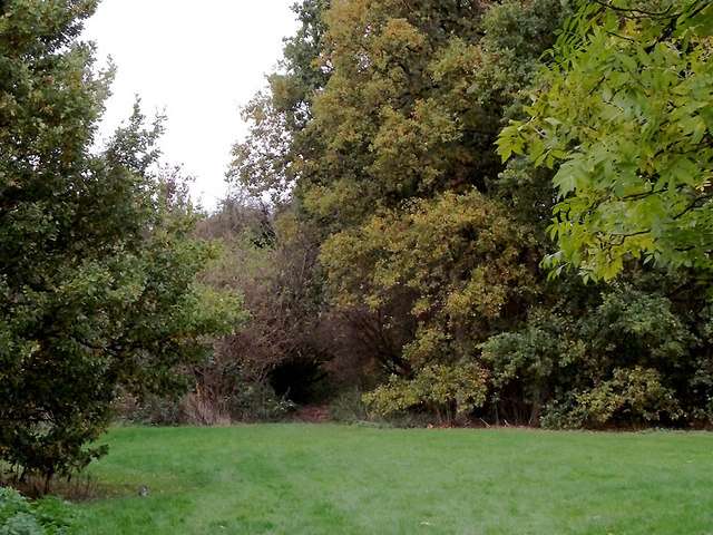 Park and woodland in Penn, Wolverhampton