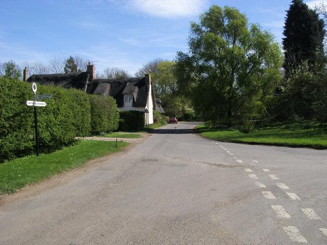 Centre of Wennington