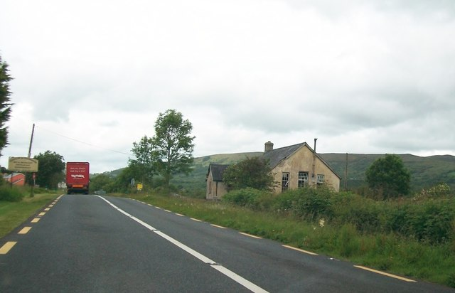 The N16 at Brockagh Lower