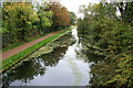 SK4833 : Erewash Canal nearly clear of Azolla by David Lally