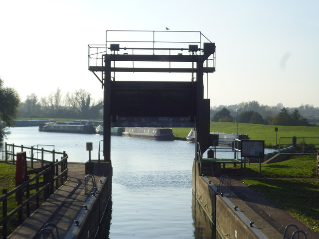 Waterbeach Sluice