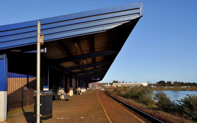 Larne Town station