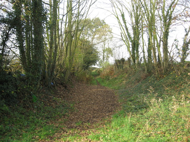 Permissive bridleway Little Budworth