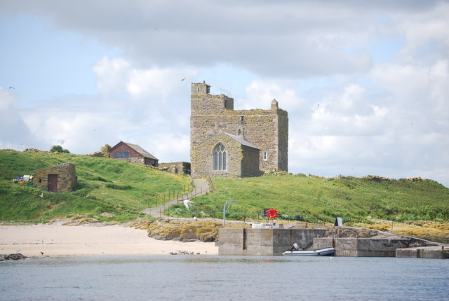Prior Castell's Tower, Inner Farne