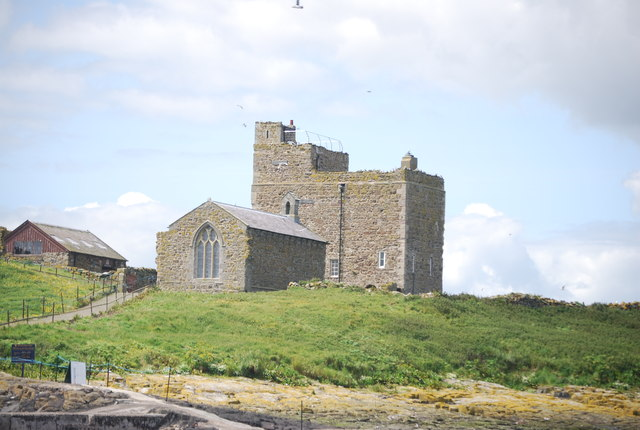 Chapel and tower, Inner Farne