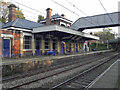 SJ9183 : Poynton Railway Station by David Dixon