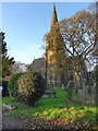 SJ9183 : St George's Parish Church, Poynton by David Dixon