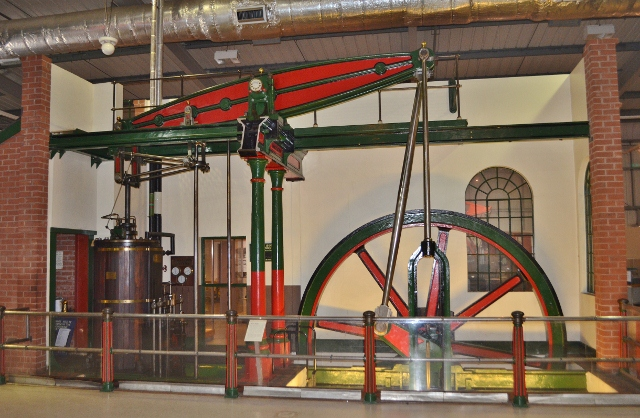 Snibston Beam Engine