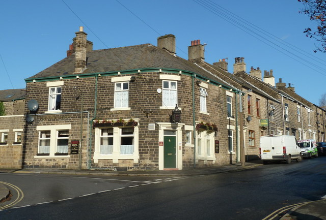 Friendship Arms, Glossop