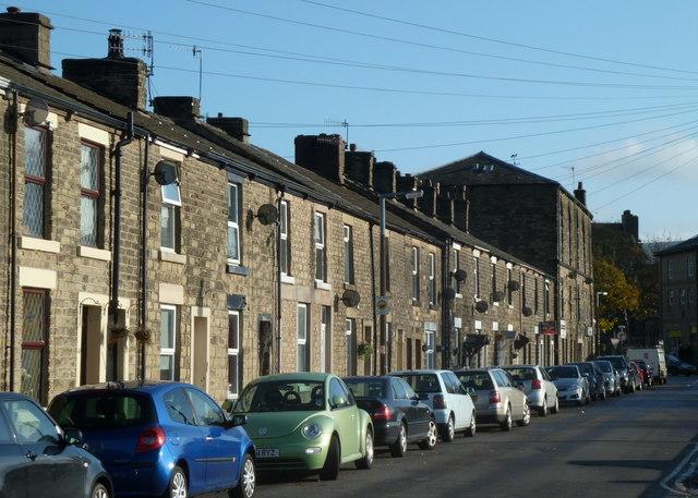 Edward Street, Glossop