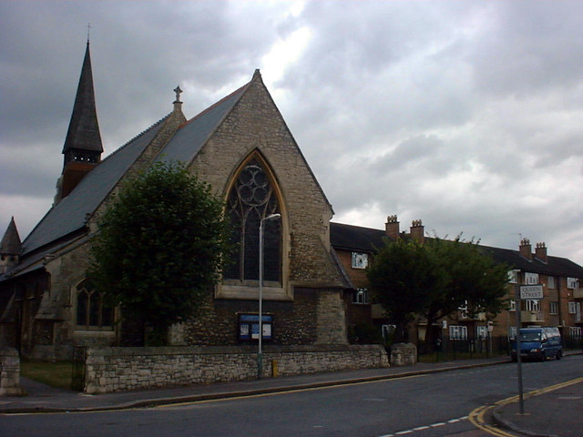 Saint Andrews Church Romford