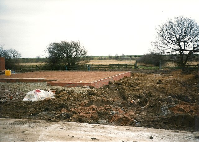 House Building - Godmond Hall Drive - 1997