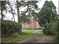 SJ6264 : Woodford Hall by Dr Duncan Pepper