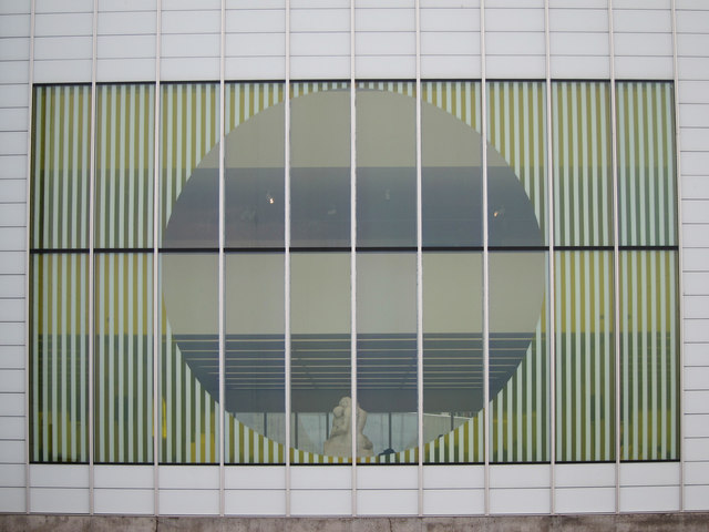 Window of Turner Contemporary