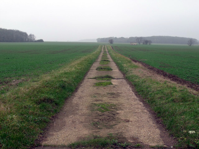 Track to Nowhere, off B1373