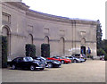 TL8161 : West corridor backs exotic car collection by John Goldsmith