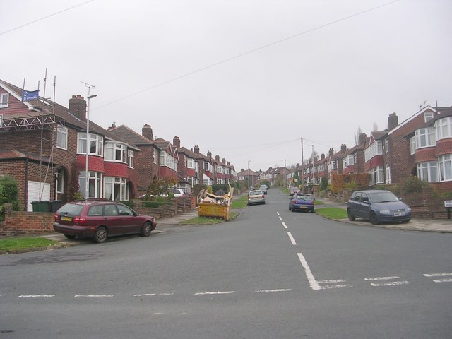 Spennithorne Avenue - Spennithorne Drive