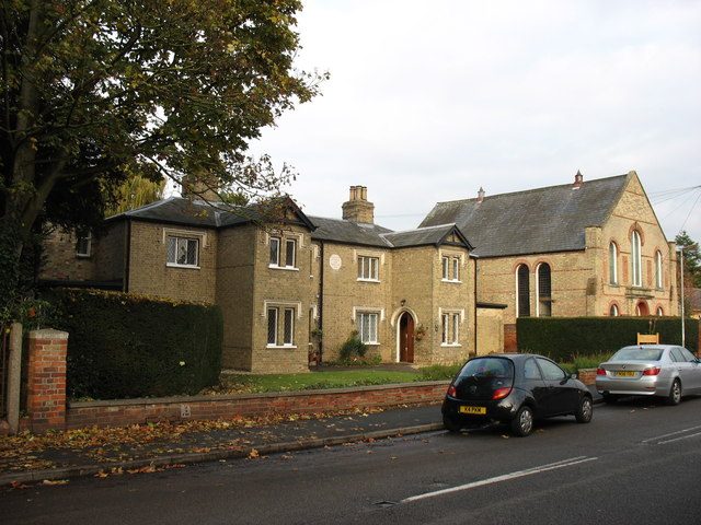 South's Almshouses, Buckden