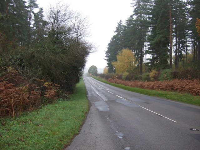 B6034 towards Worksop