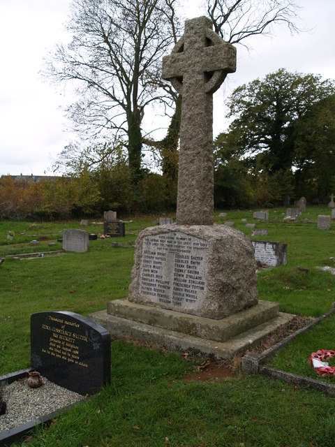 Newchurch Parish War Memorial