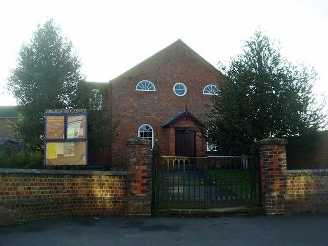 Yelvertoft Congregational Church