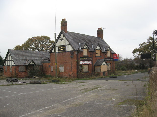 The Raven former Public House and Car Park