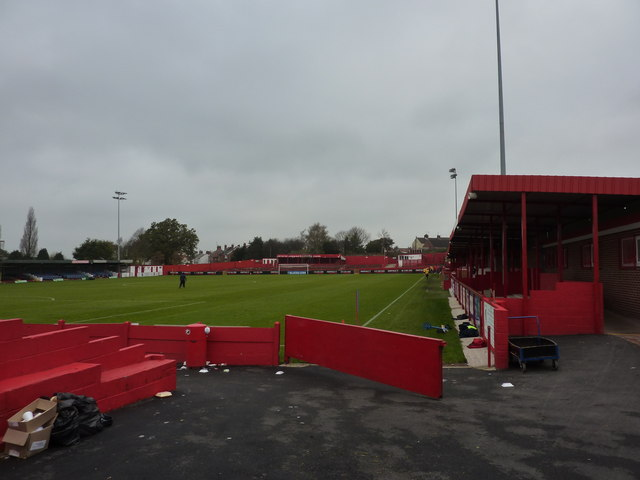 Impact Arena, home of Alfreton Town FC