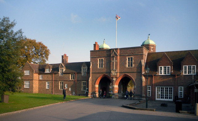 Twin Arches at Radley College