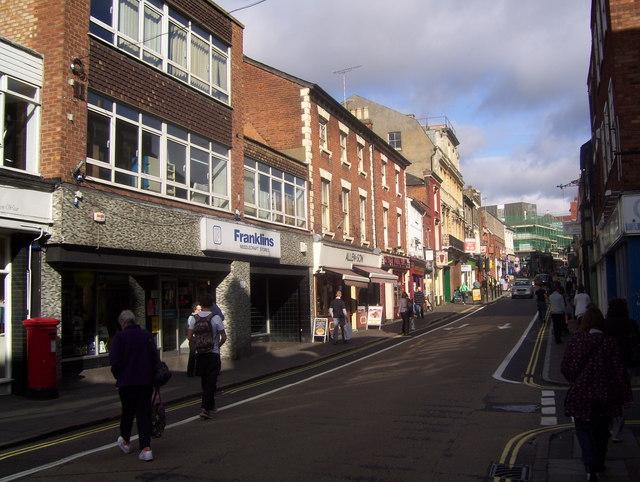 Queen Street, Colchester