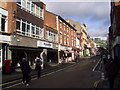 TL9924 : Queen Street, Colchester by Martin Speck