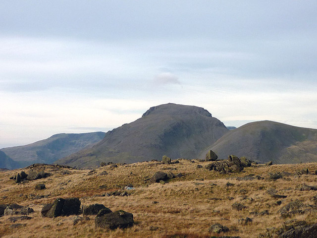 Two minutes silence on Glaramara