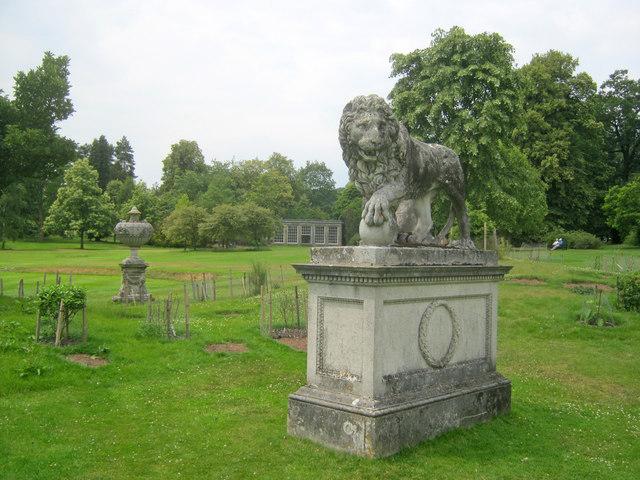 Medicean Lion Statue