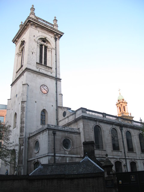 St. Andrew's Church, St. Andrew's Street / Holborn Viaduct, EC4 (3)