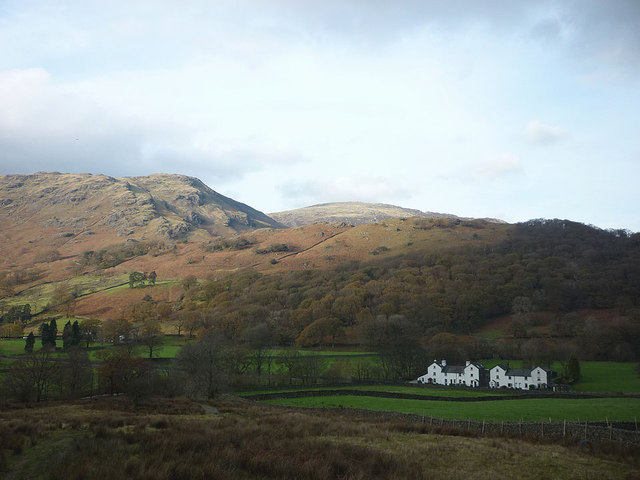 Mountain View near Seatoller, Borrowdale