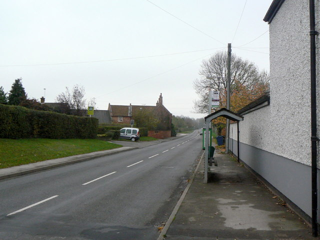 Station Road, Plumtree