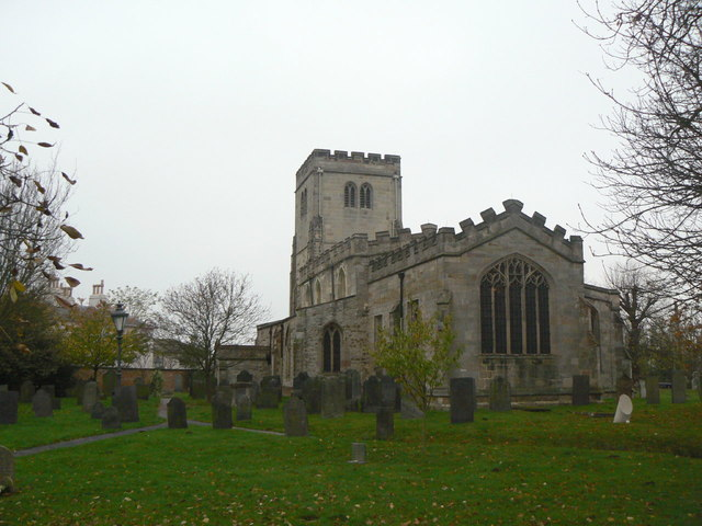 Church of St Mary the Virgin, Plumtree