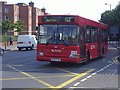 TQ2569 : 152 bus on Morden Road by David Howard