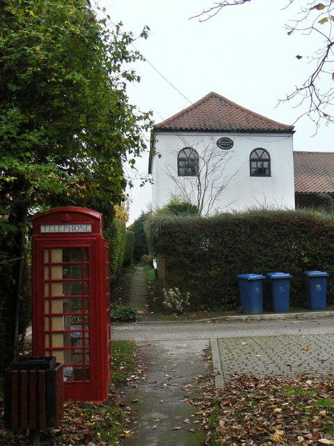 Normanton Methodist Chapel