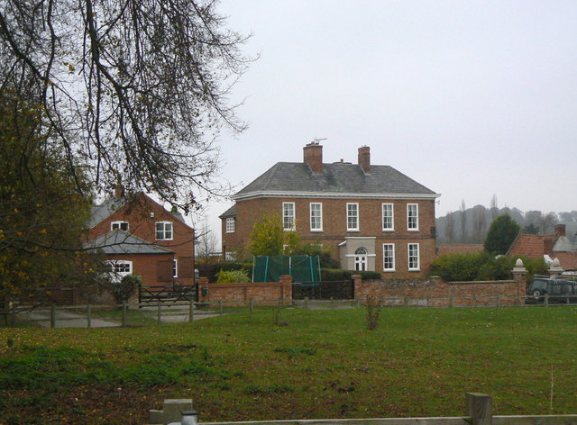 Avenue Farm house