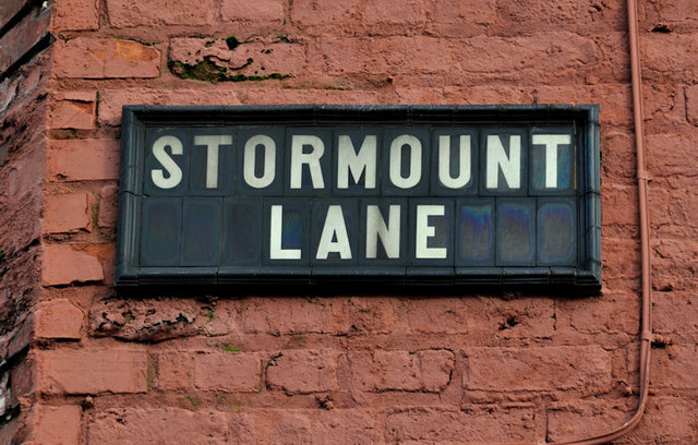 Stormount Lane, Belfast (2)