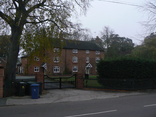 Bassingfield House